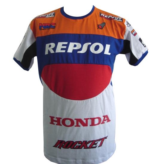 Camiseta Joc Honda Repsol  - Motosports