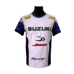 Camiseta Joc Suzuki Azul  - Motosports