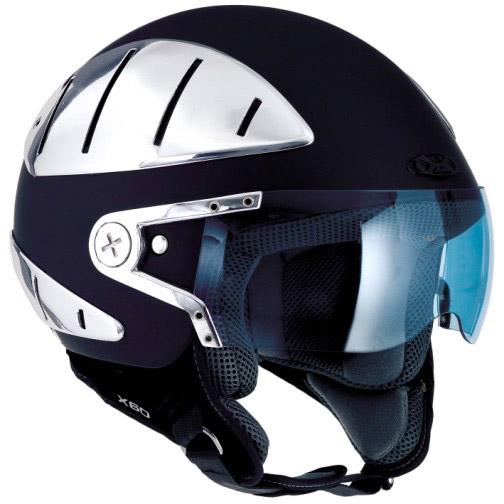 Capacete X60 Nexx Chrome Preto  - Motosports