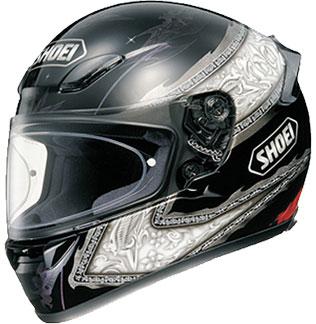 Capacete Shoei XR-1000 Diabolic Revelation TC-5  - Motosports
