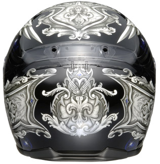 Capacete Shoei XR-1000 Diabolic Zero TC-5   - Motosports