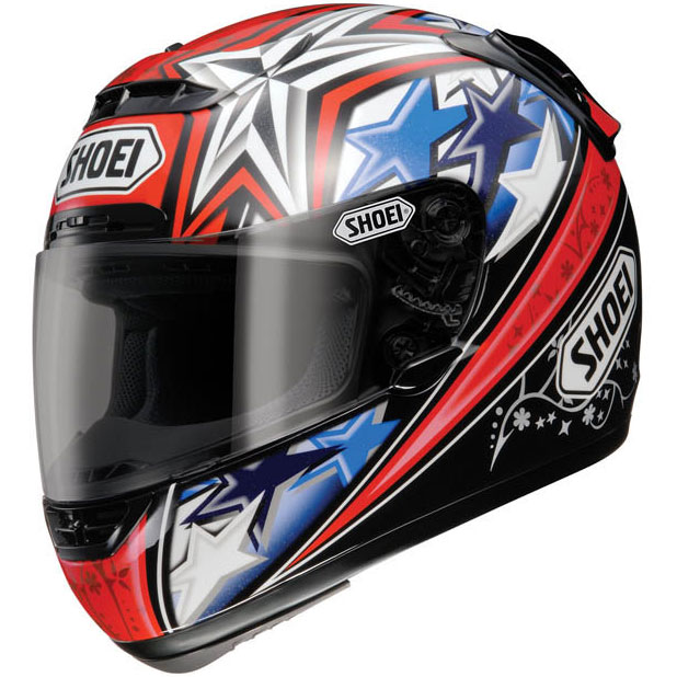 Capacete Shoei X-Spirit Elias TC-1  - Motosports