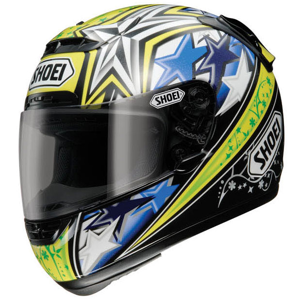 Capacete Shoei X-Spirit Elias TC-3  - Motosports