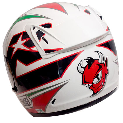 Capacete Shoei X-Spirit Locatelli 2 TC-1 - Motosports