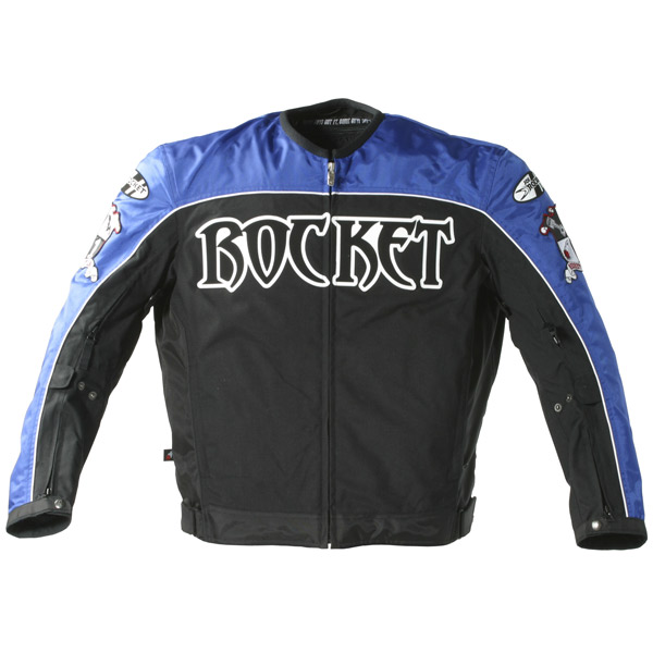 Jaqueta Joe Rocket Big Bang  - Motosports