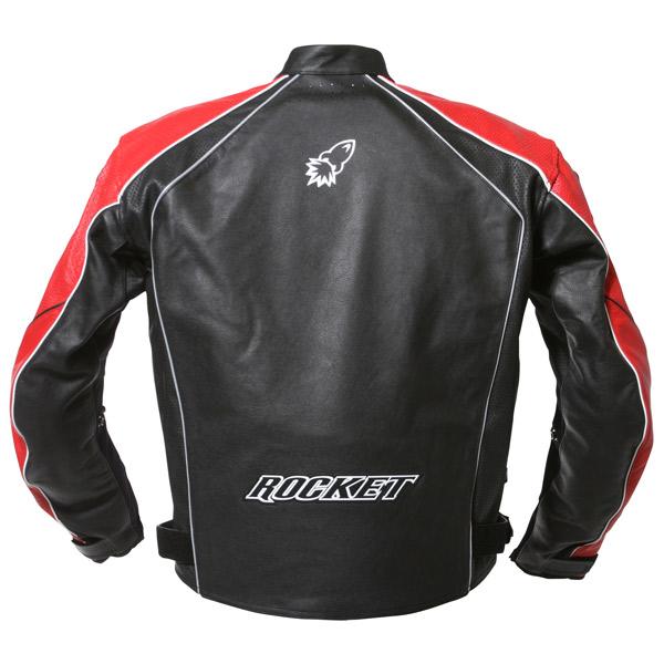 Jaqueta Joe Rocket Blaster couro  - Motosports