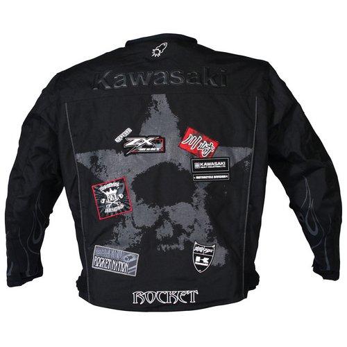 Jaqueta Joe Rocket Industry Kawasaki  - Motosports