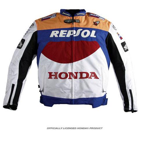 Jaqueta Joe Rocket Honda Repsol Réplica  - Motosports