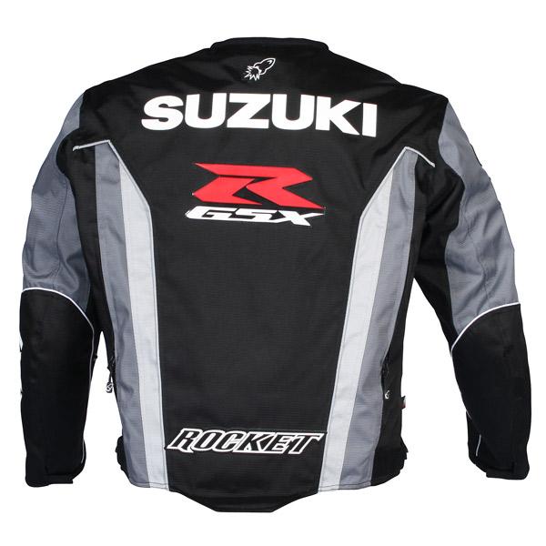 Jaqueta Joe Rocket Réplica Suzuki  - Motosports