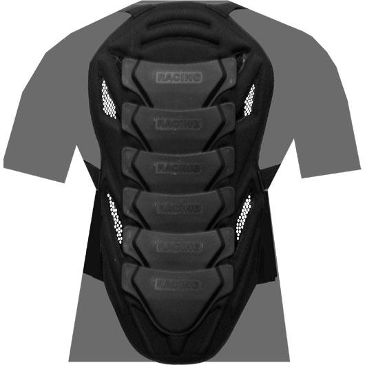 Protetor de coluna Racing  - Motosports