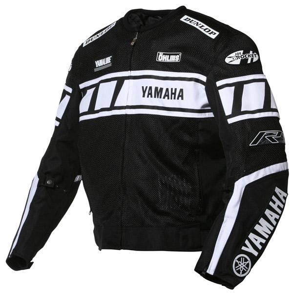 Jaqueta Joe Rocket Yamaha Champion Mesh Preta  - Motosports