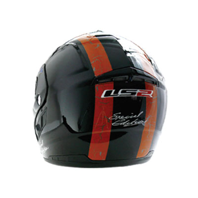 Capacete LS2 FF369 Special Edition (20 Mais Vendidos)  - Motosports