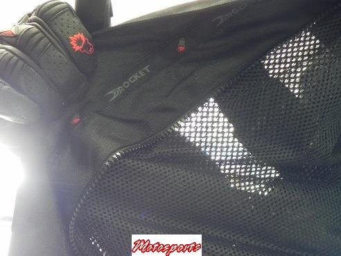 Jaqueta Joe Rocket Ufo 2.0 Verão  - Motosports