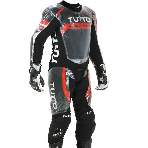 Capa de Chuva para Macacão Pró-Water Tutto Moto  - Motosports