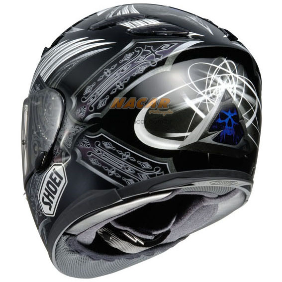 Capacete Shoei XR-1100 Diabolic Cimmerian tc-5  - Motosports