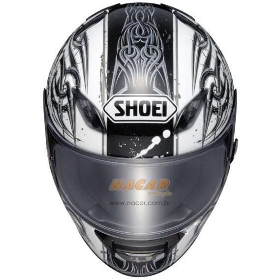 Capacete Shoei XR-1100 Hadron tc-6  - Motosports