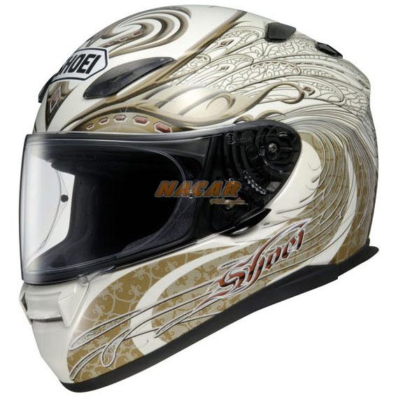 Capacete Shoei XR-1100 Sylvan TC-9  - Motosports