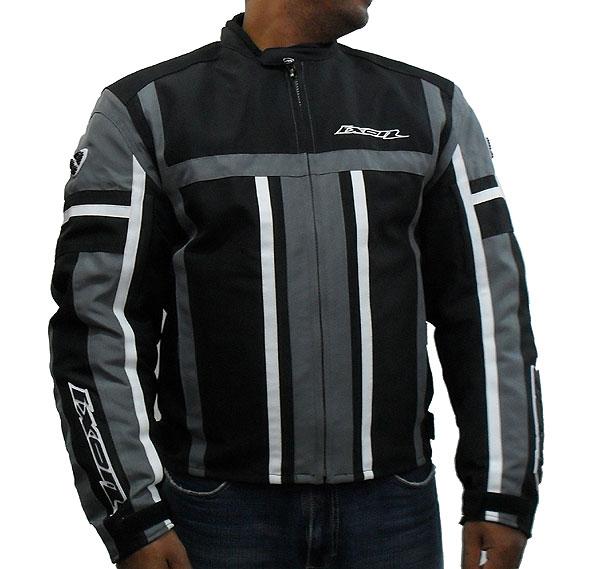 Jaqueta Ixon Endless Cinza  - Motosports
