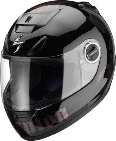 Capacete Scorpion Exo 750 Scorpion Black Chameleon Gloss  - Motosports