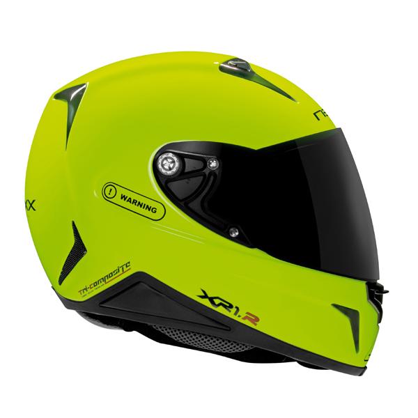Capacete Nexx XR1R Neon Amarelo  - Motosports