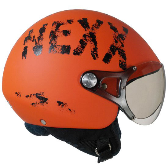 Capacete Nexx X60 Trail Laranja  - Motosports
