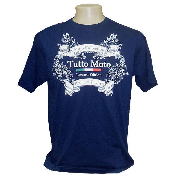 Camiseta Tutto Moto Edição Ltda  - Motosports