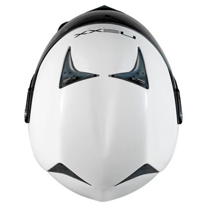 Capacete Nexx XR1R Plain Branco (Promoção Somente esta semana)  - Motosports