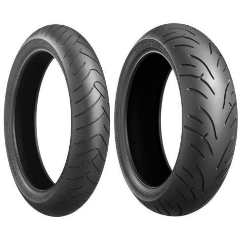 Pneu Bridgestone BT023 160/70 - 17 (K1200LT/RS/F650CS/Harley Davidson)  - Motosports