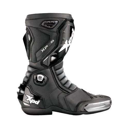 Bota Spidi XPD XP3-S - Preta  - Motosports
