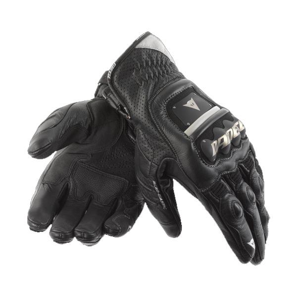 Luva Dainese 4-Stroke - Black / Black  - Motosports