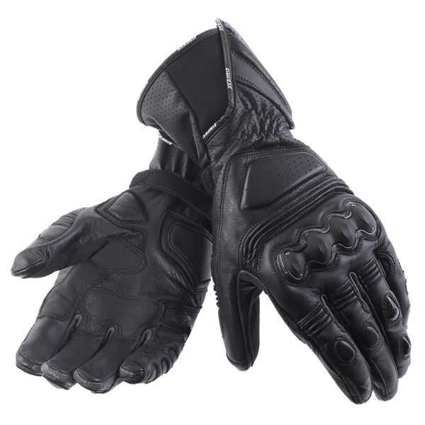 Luva Dainese Pro Carbon - Black / Black  - Motosports