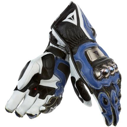 Luva Dainese Full Metal Pro - Azul  - Motosports