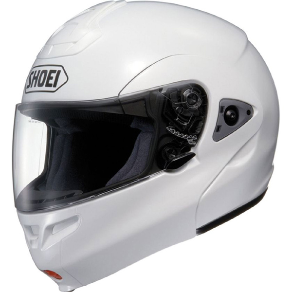 Capacete Shoei Multitec White  - Motosports