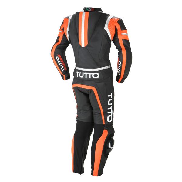 Macacão Tutto Racing Fluor - 2 peças (GANHE CAMISETA MOTO GP)  - Motosports