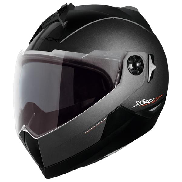 Capacete Nexx X30 V. Plain Titânio - (ganhe camiseta Moto GP)  - Motosports