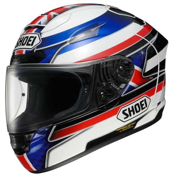 Capacete Shoei X-Spirit 2 Reverb TC2  (CHEGOU)  - Motosports
