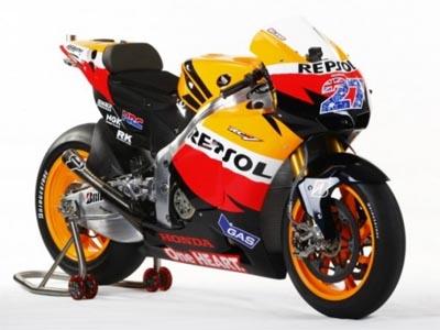 Miniatura Repsol 27 Casey stoner  - Motosports