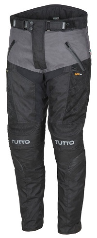 Calça Tutto Moto Pro Summer - Preto  - Motosports
