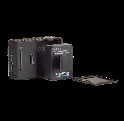 Bateria Recarregável GoPro Hero3  - Motosports