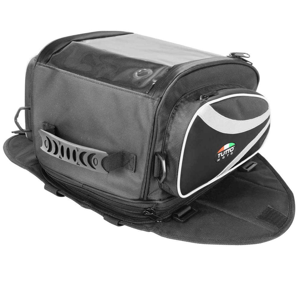 Bolsa Magnética para Tanque Tutto Moto TB 02 - 17 Litros  - Motosports
