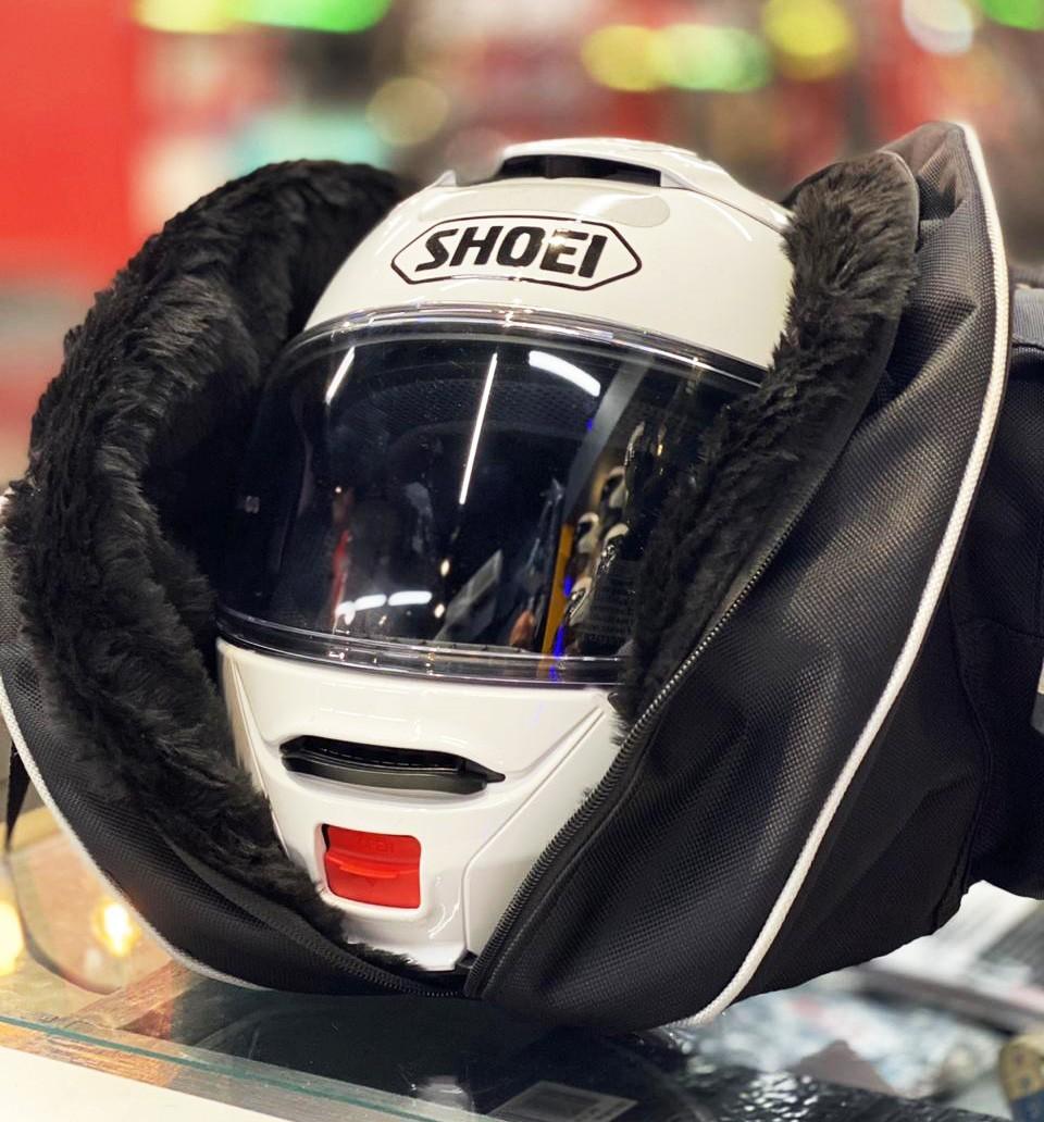 BOLSA PARA CAPACETE SHOEI FORRADA  - Motosports