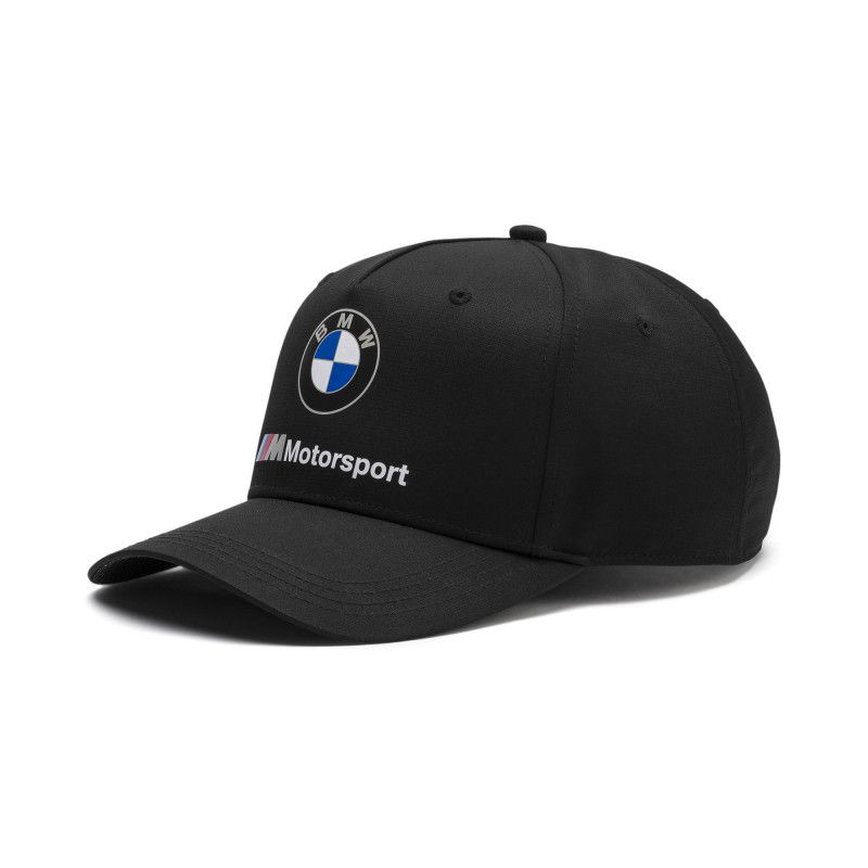 BONÉ BMW M MOTORSPORT BB PRETO 19/2  - Motosports