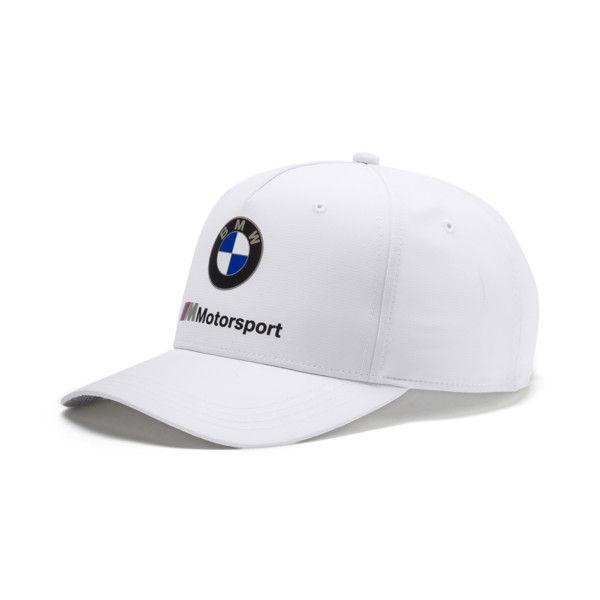 Boné BMW M Motorsport Branco 19/2  - Motosports