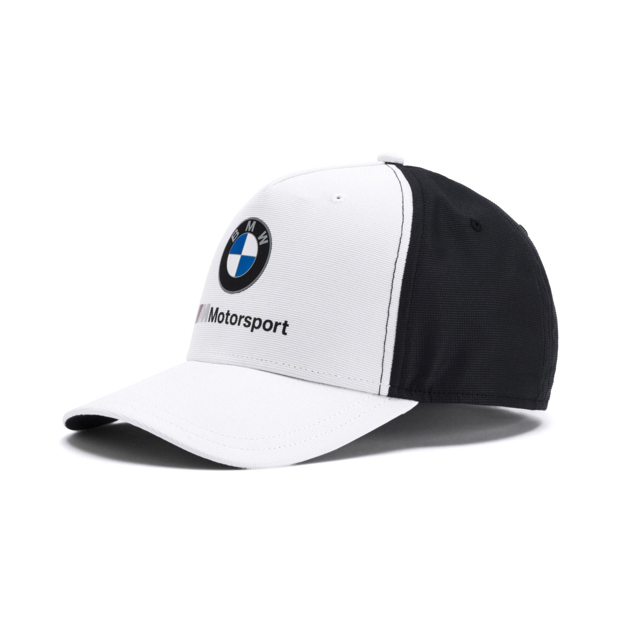 BONÉ BMW M MSP BRANCO 18/2  - Motosports
