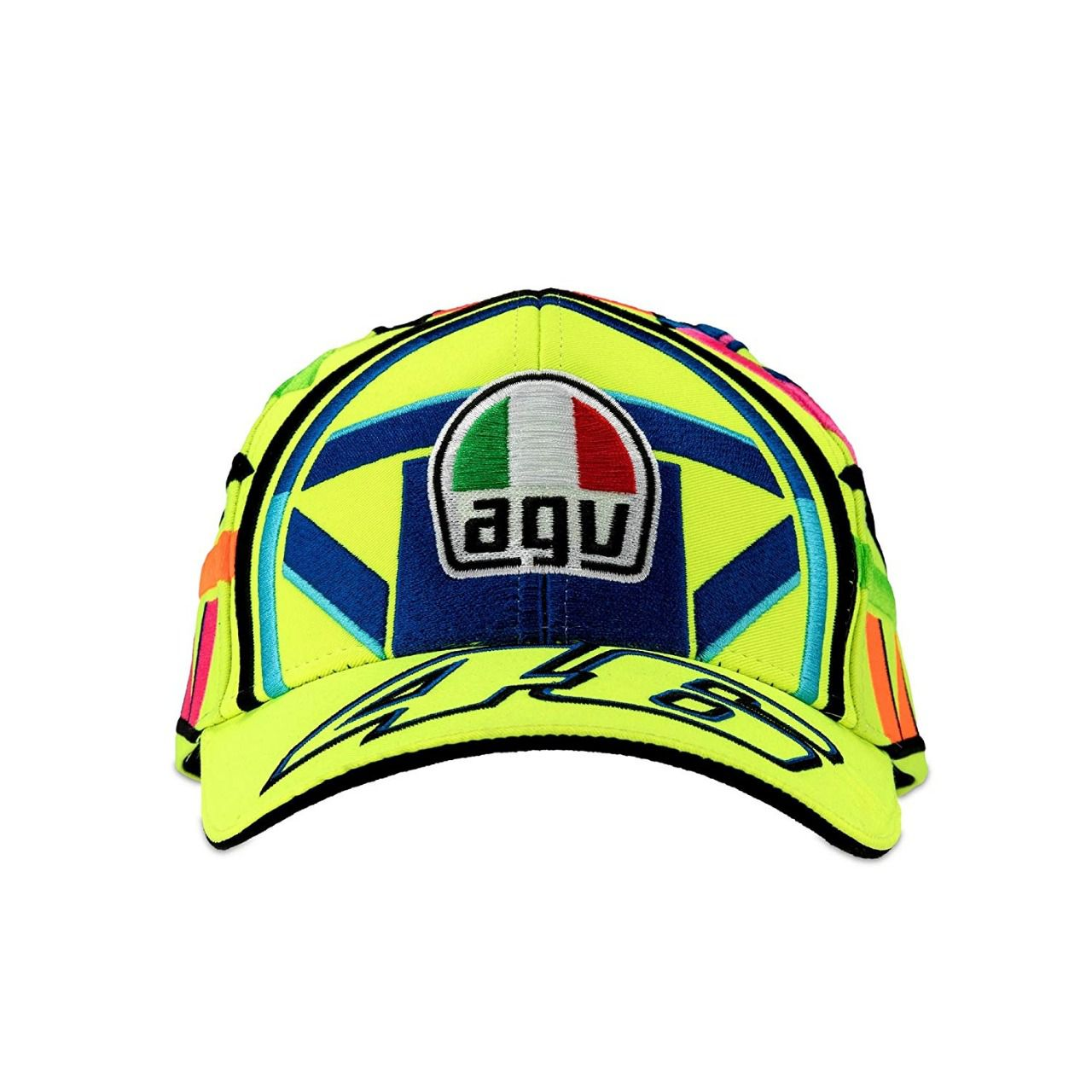 BONÉ VALENTINO ROSSI VR46 HELMET  - Motosports