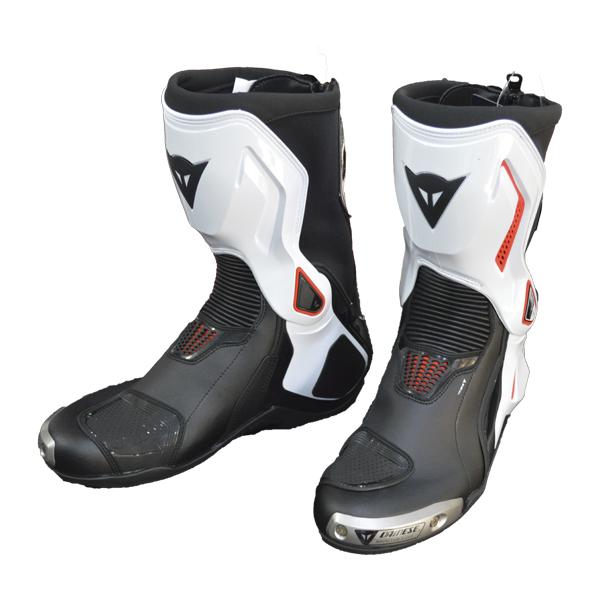 Bota Dainese Torque D1 AIR PRETO\BRANCO\VERMELHO   - Motosports