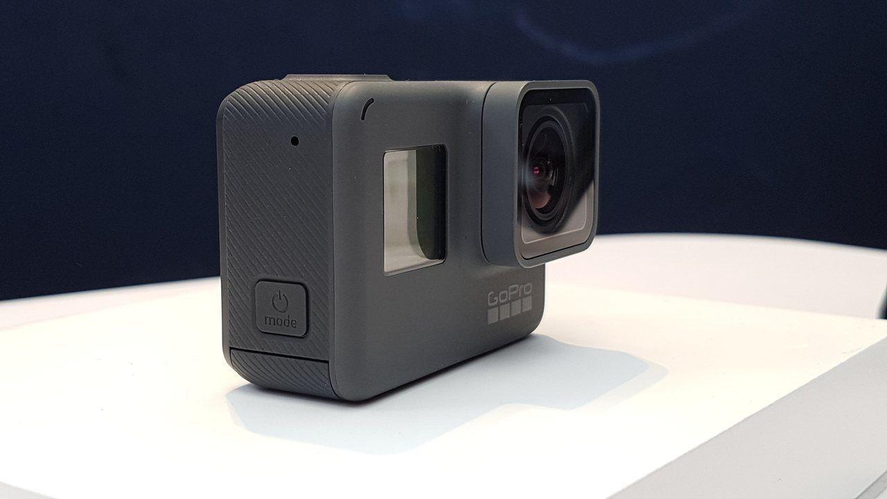 Câmera Go Pro Hero 6 Black  - Motosports