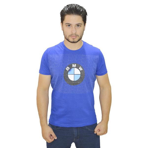 Camiseta BMW Azul   - Motosports