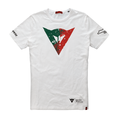Camiseta Dainese Italia  - Motosports