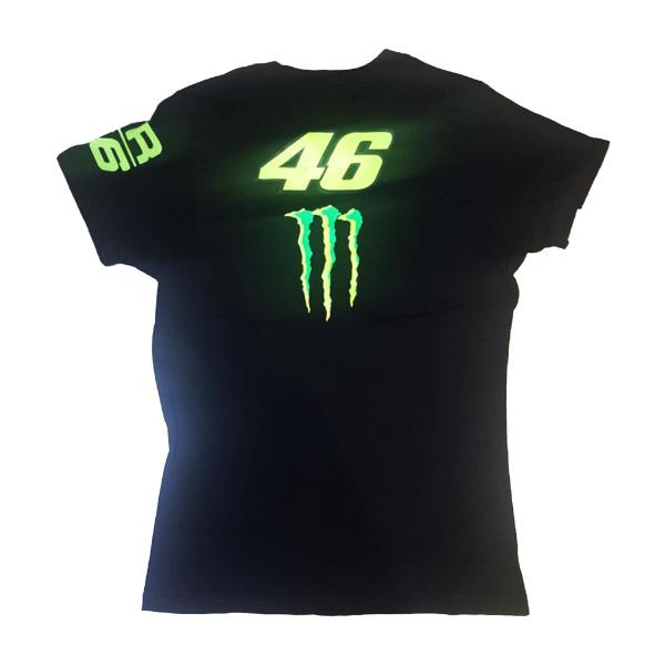 Camiseta Valentino Rossi Feminina capacete  - Motosports